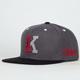 KR3W Holmes Mens Snapback Hat