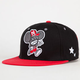 NEFF Neffmau5 1 Up Mens Snapback Hat