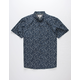 VISSLA Wild Coast Mens Shirt