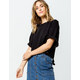 LIRA Ava Womens Crop Tee