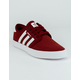ADIDAS Seeley Collegiate Burgundy & Future White Shoes