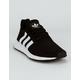 ADIDAS Swift Run Core Black & Future White Womens Shoes