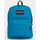 JANSPORT Label SuperBreak Blue Backpack