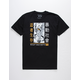 RIOT SOCIETY Tiger Face Mens T-Shirt