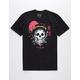 RIOT SOCIETY Geisha Skull Mens T-Shirt