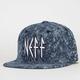 NEFF Acid Wash Mens 5 Snapback  Hat