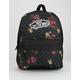 VANS Botanical Check Backpack