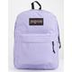 JANSPORT Black Label SuperBreak Purple Backpack