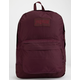 JANSPORT Mono SuperBreak Burgundy Backpack