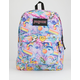 JANSPORT Black Label SuperBreak Rainbow Delight Backpack
