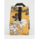 O'NEILL Picnic Amber Gold Floral Lunch Bag