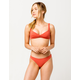 TAVIK Ali Red Cheeky Bikini Bottoms