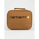 CARHARTT Brown Lunch Box