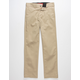 DICKIES Slim Khaki Boys Chino Pants