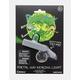 PALADONE Rick & Morty Portal Gun Key Ring Light