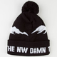 CASUAL INDUSTREES Damn The Rest Beanie