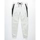 BROOKLYN CLOTH Side Zip Mens Jogger Pants