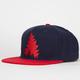 CASUAL INDUSTREES Johnny Tree  Mens Snapback Hat