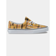 VANS Plaid Era Yellow & True White Womens Shoes