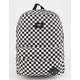 INACTIVE * VANS Old Skool II Black & White Checkerboard Backpack