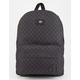 VANS Old Skool Check Charcoal Backpack