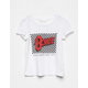 THE VINYL ICONS Bowie Girls Tee