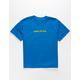 BORING LIFE CLUB Flower Power Boys T-Shirt