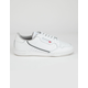 ADIDAS Continental 80 Cloud White & Gray Shoes