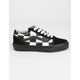 VANS Oversized Check Old Skool Girls Shoes