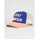 AMERICAN NEEDLE Montauk Womens Trucker Hat