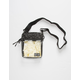 HEX Clear & Black Reflective Crossbody Bag