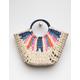 BILLABONG High Summer Straw Tote Bag