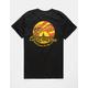 NEON RIOT Cali Holiday Mens T-Shirt