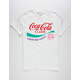 NEON RIOT Coca Cola Catch The Wave Mens T-Shirt