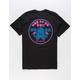 NEON RIOT Happy Octopus Mens T-Shirt