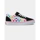 VANS Checkerboard Old Skool Rainbow Girls Shoes