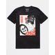 RIOT SOCIETY Skull Reflection Mens T-Shirt