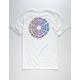 QUIKSILVER Faded Seas Mens T-Shirt