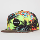 HURLEY Flammo Snapper Mens Snapback Hat