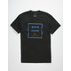 QUIKSILVER Box Blur Mens T-Shirt