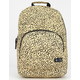 VOLCOM Schoolyard Canvas Leopard Backpack