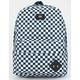 VANS Old Skool II Dress Blues Checker Backpack