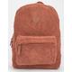 BILLABONG School's Out Corduroy Rust Backpack