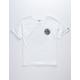 SALTY CREW Palomar Triad White Boys T-Shirt