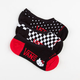 VANS Hello Kitty 3 Pack Canoodle Girls Socks