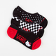 VANS Hello Kitty 3 Pack Canoodle Womens Socks