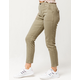 SKY AND SPARROW Twill Utility Womens Pants