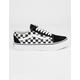 VANS Checkerboard Old Skool Platform Womens Shoes