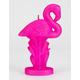 CANDELLANA Flamingo Pink Candle