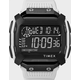 TIMEX Command Shock 54mm Resin Strap White & Black Watch